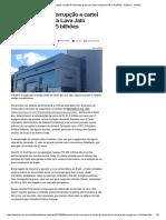Acordos contra corrupção e cartel de construtoras da Lava Jato recuperam R$ 11,5 bilhões - Notícias - Política