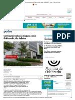 Cervejaria tinha conta junto com Odebrecht, diz delator - 25_03_2017 - Poder - Folha de S.pdf