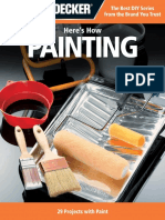 Black & Decker Heres How Painting