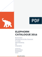 Catalogue PDF Elephorm