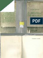 Georges Lapassade 1979 - El Analizador y El Analista