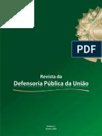 Revista da Defensoria Pública da União, nº 1, jan./jun. 2009.pdf