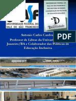 Desenvolvimento de Educacao de Surdos Para Professores Surdos Do Brasil