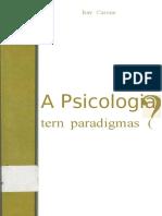 Iray Carone - A psicologia tem paradigmas.docx