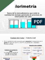 calorimetra