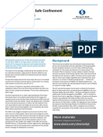 Chernobyl New Safe Confinement Press Kit