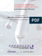 JAA ATPL BOOK 10 - Oxford Aviation Jeppesen - General Navigation FIRST