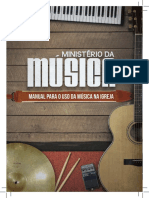 Manual Ministério Da Musica