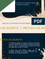 Método de Biureto