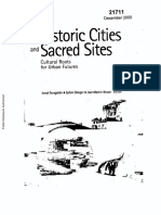 Historic Cities and Sacred Sites