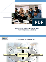 Proceso-Administrativo ( 1 ) Tipos de Control Fundamentos 2016