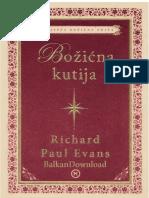 Richard Paul Evans - Božićna Kutija