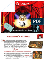 El Teatro Aproximación Histórica