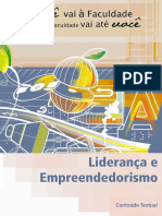 Liderança e Empreendedorismo