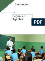 tipologia de la educación