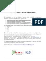 Actualizacion Libro Afiliados-proceso Con Guia