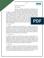 Gestión de La Información.