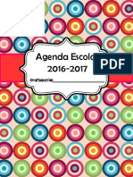 Agenda 2016 2017 Con Efemérides PDF