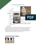 Experimentos Quimica