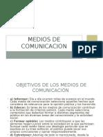 Medios de comunicacion octavo 2014.ppt