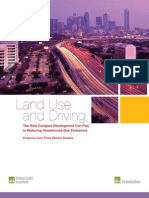 Land Use and Driving