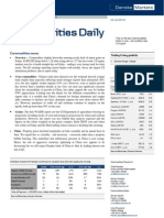 JUL 14 Danske Commodities Daily