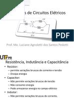 Aula 10 - Capacitor e Transitorio RC