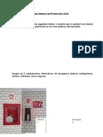 Entregable 3 Programa Interno de Protección Civil