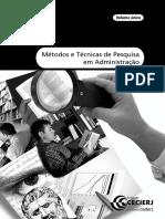 Livro Métodos e Pesquisa em Administração. Rovigati Danilo Alyrio.pdf