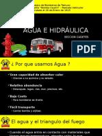 Cadetes - AGUA E HIDRÁULICA.pptx
