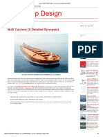 Learn Ship Design_ Bulk Carriers (A Detailed Synopsis).pdf