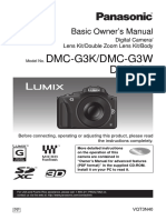 Lumix Dmc g3
