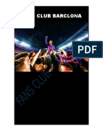 FANS CLUB BARCELONA