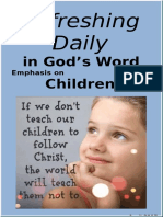 Emphasis on Children April 2017