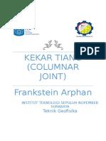 Kekar Tiang (Columnar Joint)
