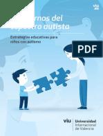 Trastornos del espectro autista. Las estrategias educativas para niños con autismo.pdf