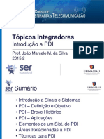 PDI 01 - Introdução