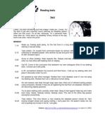 English - Pré-Vestibular Vetor - Reading Tests