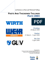 2004 Paste Conference Proceedings