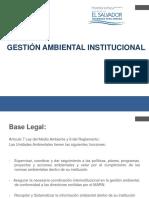 Lineamientos Para La Gestión Ambiental Institucional