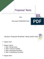 Penulisan Proposal Tesis-RAHMA-baru.pptx