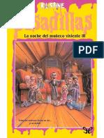 38 - La Noche Del Muñeco Viviente - R. L. Stine