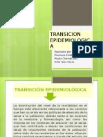 TRANSICION EPIDEMIOLOGICA