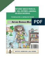 El Inventario SISCO Para El Estudio Del Estres Laboral en Educadoras