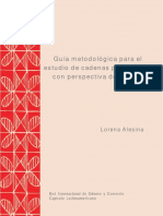 Cadenas de Valor Guía Metodológica_perspectiva de Género