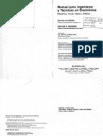 Manual Para Ingenieros y Técnicos en Electrónica