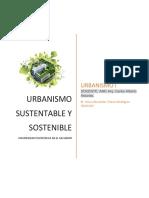 Urbanismo Sustentable y Sostenible