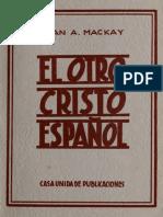 El Otro Cristo Espaniol Juan a Mackay (1)