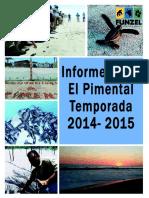 Informe Final PIMENTAL2014-2015