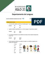 Guia Rosetta Stone Level 1